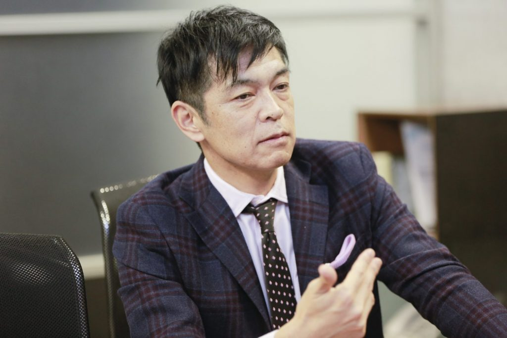 イノベーション富田社長