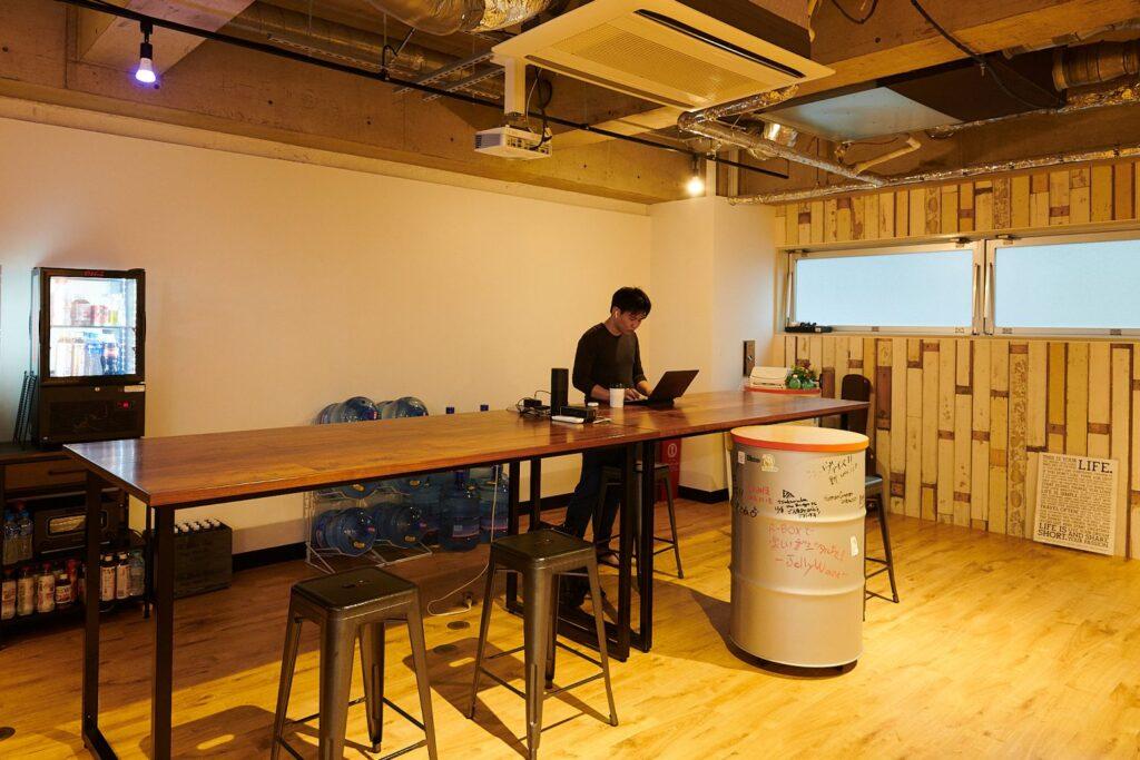 Xtra株式会社のオフィス