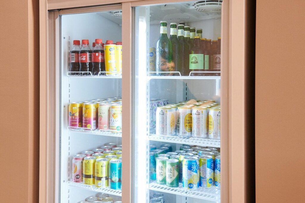 株式会社エウレカの冷蔵庫