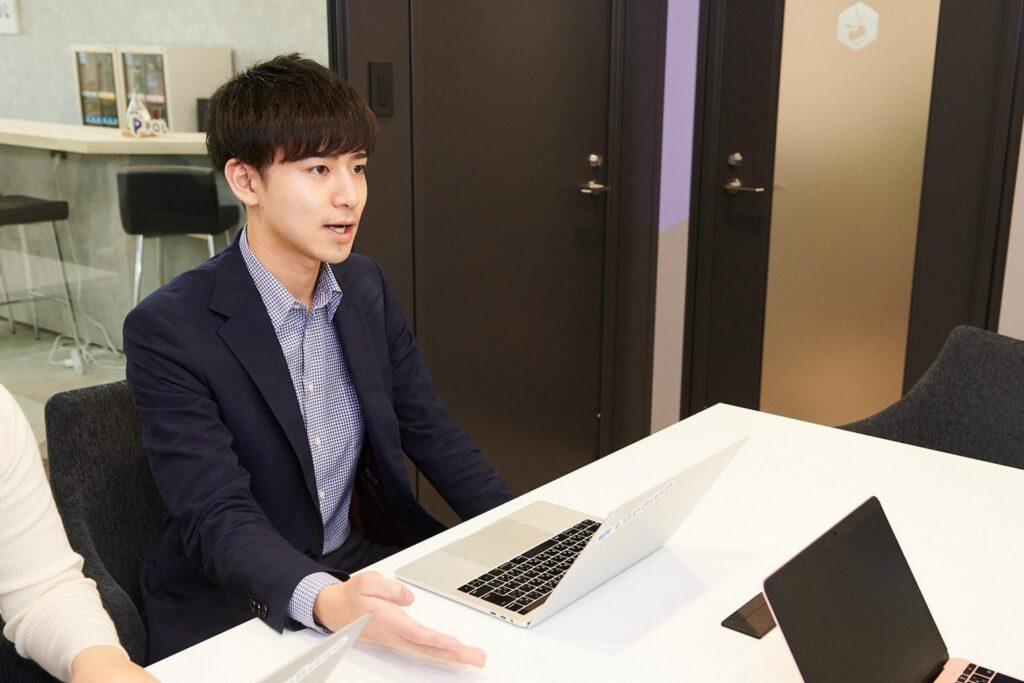 株式会社POLの加茂倫明