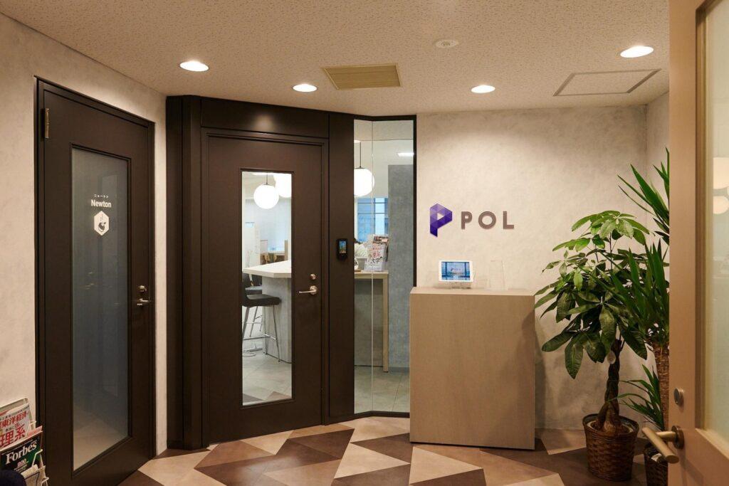 株式会社POLのオフィス