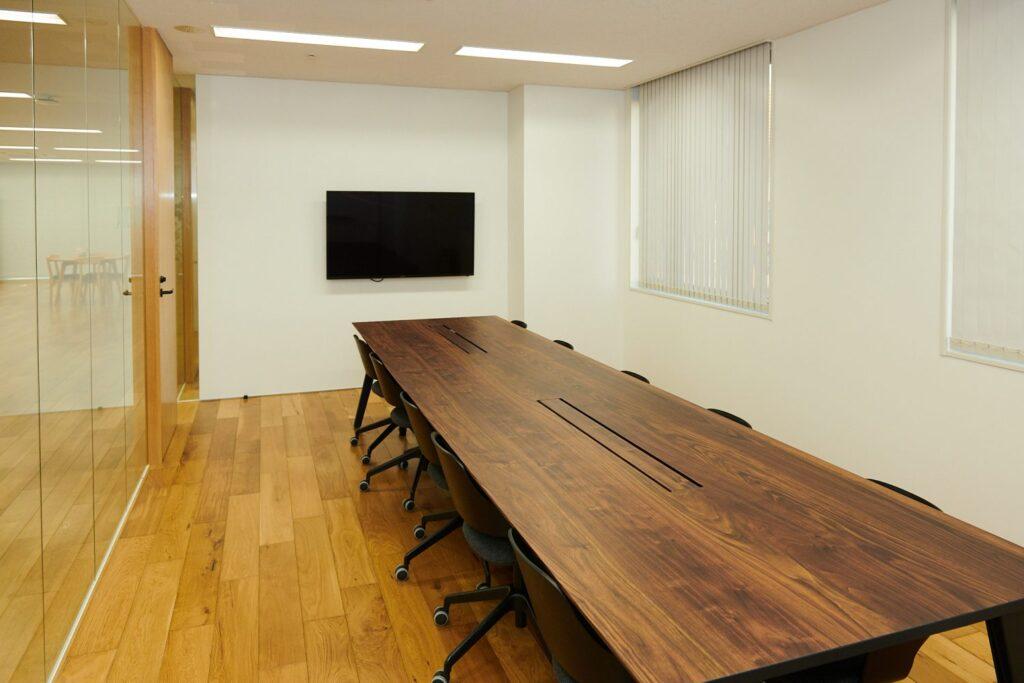 株式会社ミラティブの会議室