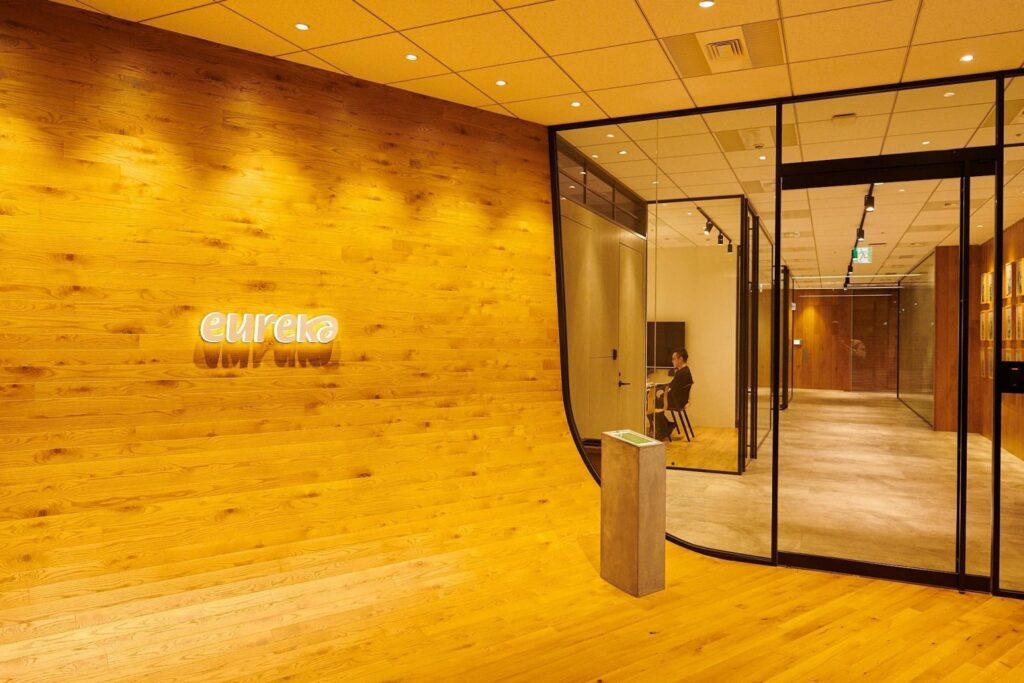 株式会社エウレカのオフィス